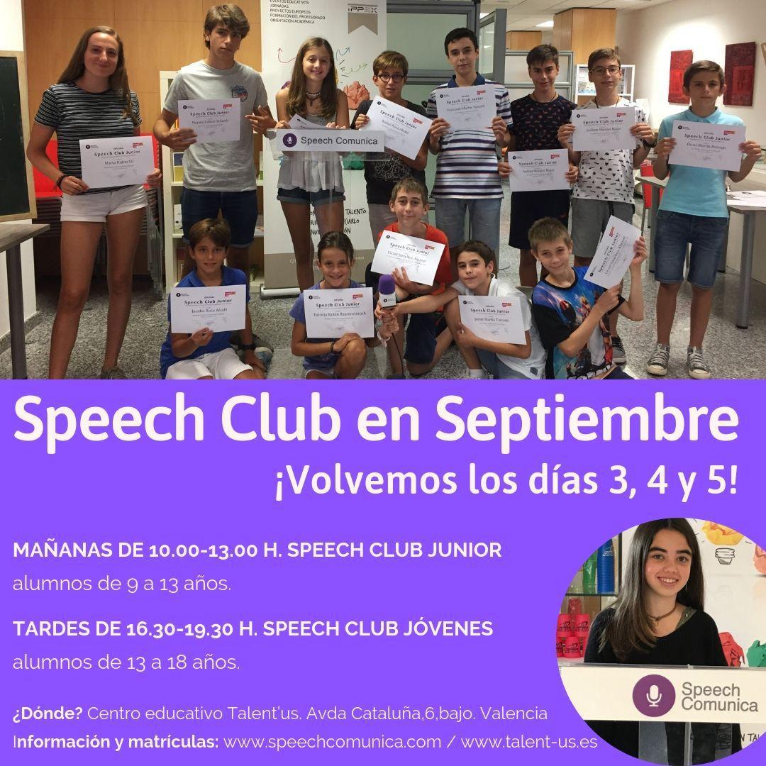 speech septiembre